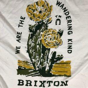 Brixton Wandering Kind Graphic T-Shirt